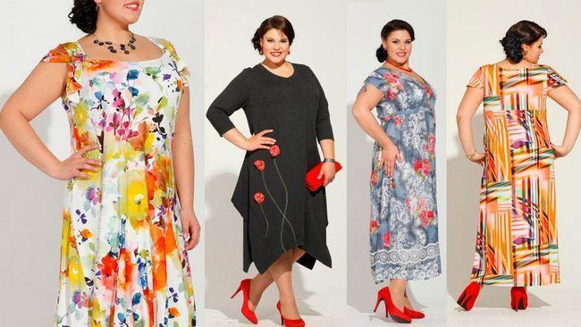 6 Порад з вибору сукні великого розміру