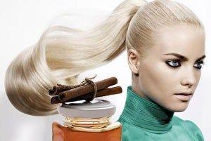Ароматні маски для волосся з кориці і меду