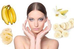 Бананова маска - найкраща процедура для справжньої леді