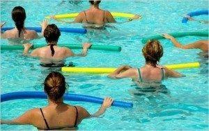 Бадьорить аквааеробіка як засіб ефективного схуднення