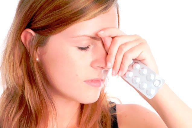 Болить голова? Види головного болю