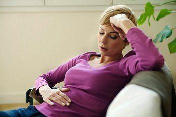 Болить живіт після зачаття