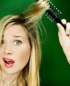 Боротьба з січеться волоссям або лікування ламких кінчиків