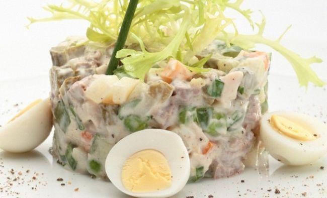 Салат олів`є - кращі рецепти. Як приготувати салат олів`є