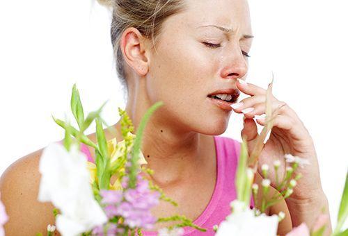 Чим лікувати алергію на обличчі?