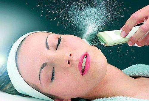 Чистка обличчя в домашніх умовах - як вибрати ультразвуковий прилад?