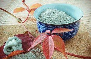 Чудо-засіб від целюліту - блакитна глина