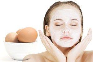 Чудодійні маски для обличчя зі звичайним яйцем