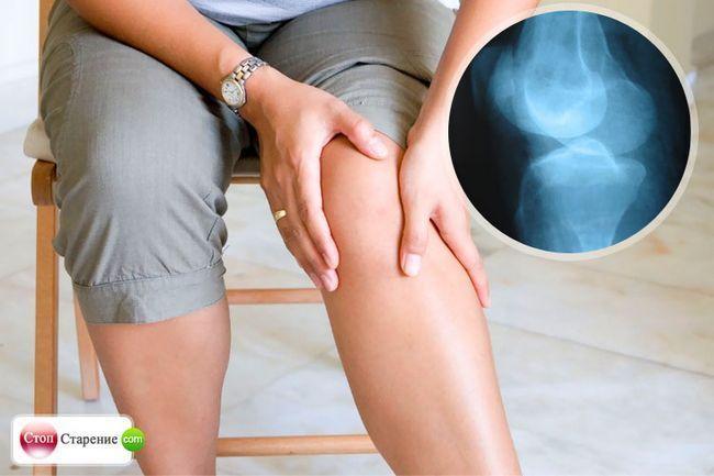 Давайте усунемо біль в колінних, плечових і тазостегнових суглобах