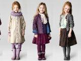 Дитячі розміри одягу для викрійок