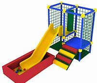 Дитячий спортивний комплекс