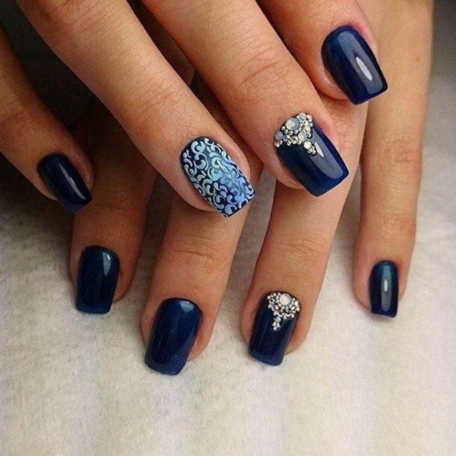 Дизайн нігтів 2016