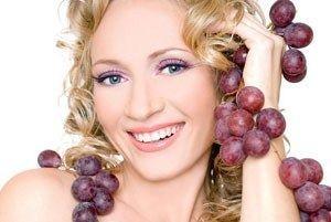 Доктор виноград: маски для обличчя та волосся з винограду і масла кісточок