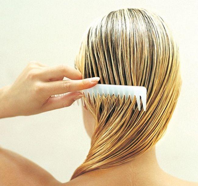 Домашні маски для жирного волосся