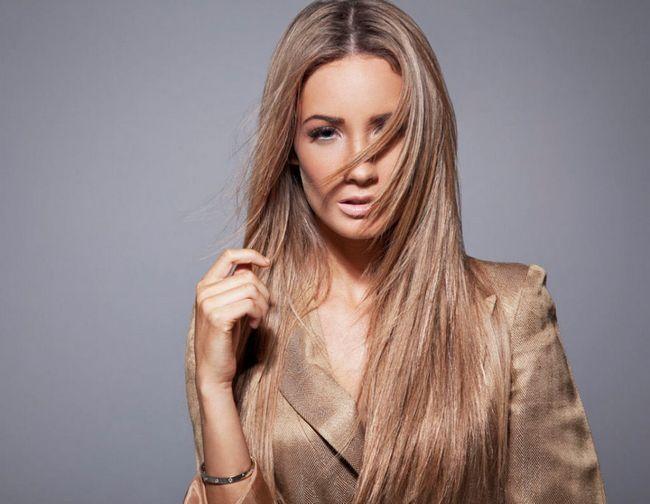 Домашні зачіски для довгого волосся