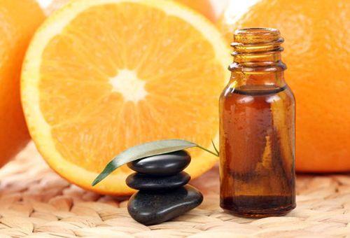 Апельсин і ефірне масло