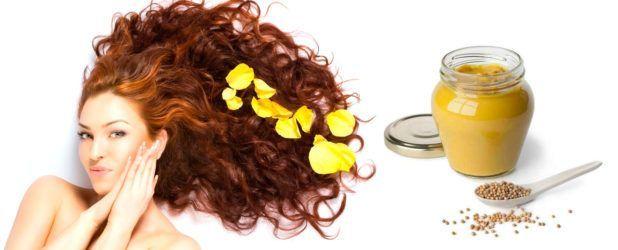 Гірчиця від випадіння волосся. Маска проти випадіння волосся
