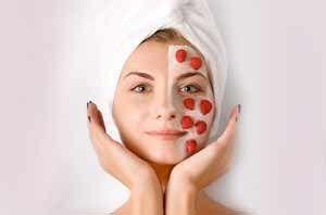 Готуємо ягідні маски для різних типів шкіри в домашніх умовах