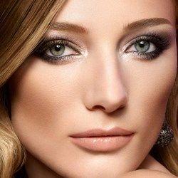 Ідеї   і варіанти денного макіяжу для зелених очей з покроковим фото