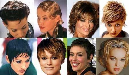 Урочисті зачіски для короткого волосся