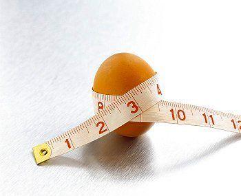 Яєчна дієта на 4 тижні
