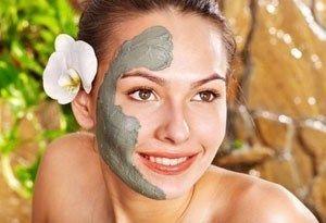 Ефективні рецепти молодості - маски з глиною