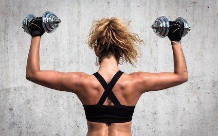 Ефективні вправи для м`язів спини