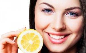 Шкірка лимона для відбілювання