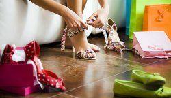 Як швидко розносити нове взуття?