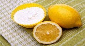 Лимон для відбілювання зубів