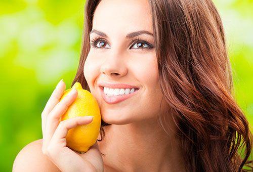 Як використовувати лимон для виготовлення лосьйонів і масок для обличчя?