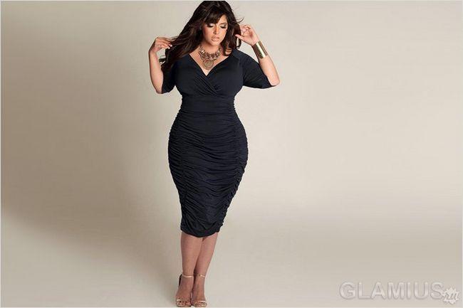 Як купити сукні великих розмірів