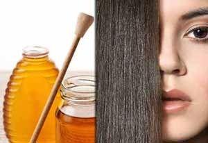 Як маски для волосся з меду освітлюють локони і роблять їх здоровими