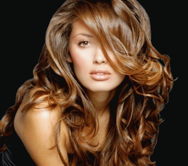 м`які хвилі на довге волосся