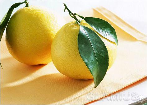 Освітлення лимонним соком