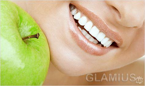 Зміцнення зубної емалі