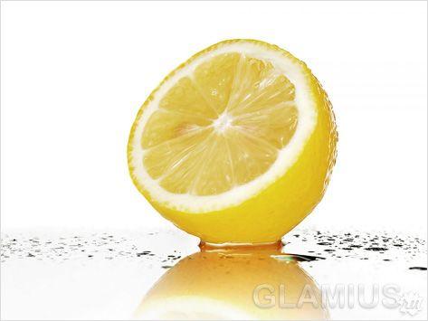 відбілювання лимоном