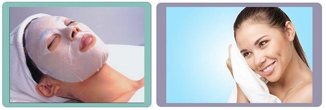 Як правильно робити гарячий і холодний компрес для обличчя