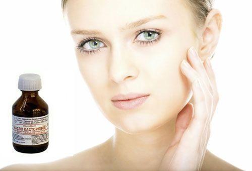 Як правильно використовувати касторове масло при догляді за обличчям?