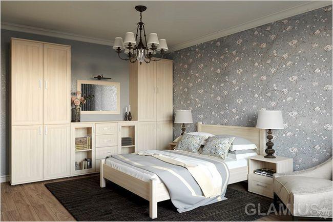 Як стильно і недорого облаштувати спальню в стилі люкс