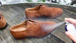 Як доглядати за нубуковой взуттям?