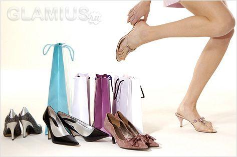 Як вибрати розмір взуття