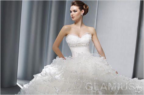 Як вибрати весільну сукню по фігурі