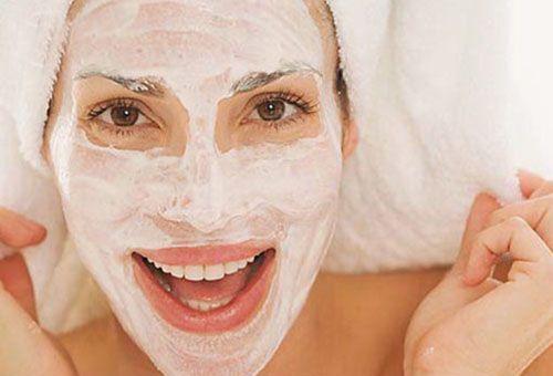Кефірна маска для шкіри жирного типу