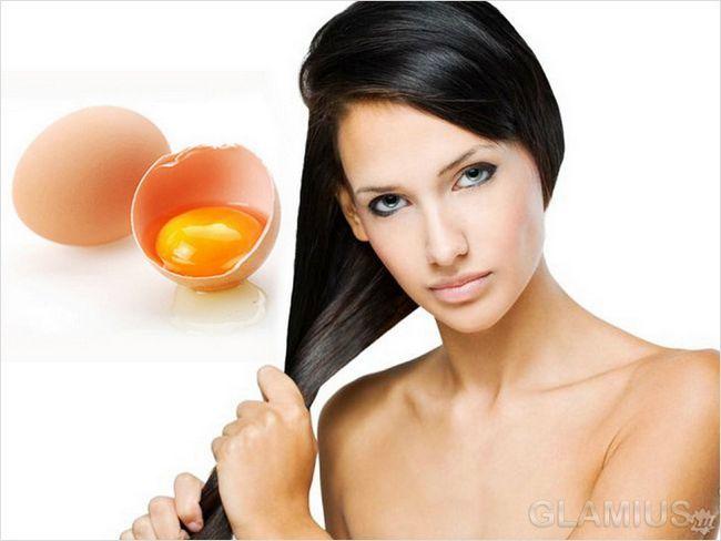 З яйцем