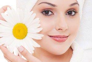Ромашка для косметичних масок