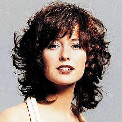 зачіска для квадратного особи фото