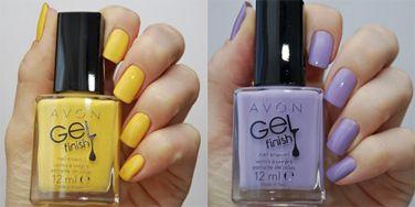 Лак для нігтів гель ефект avon (ейвон): відгуки, особливості та палітра
