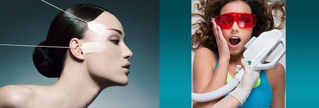 Лазерна шліфовка шкіри особи: позбавлення від рубців і шрамів