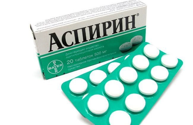 Лікування раку ацетилсаліциловою кислотою - звичайним аспірином